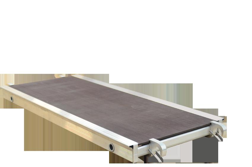 Sky Walk Boards : Plateaux alu bois sky walk scaffolding