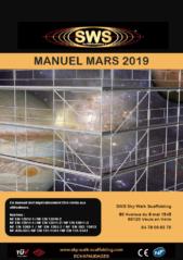 Première page Manuel Mars 2019