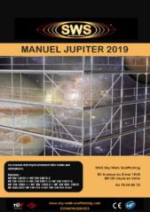 Première page manuel JUPITER 2019