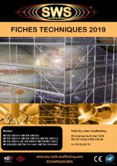 Fiches technique SWS-2019